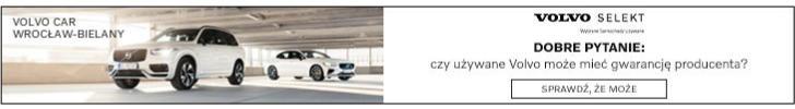 Volvo Car Wrocław-Bielany