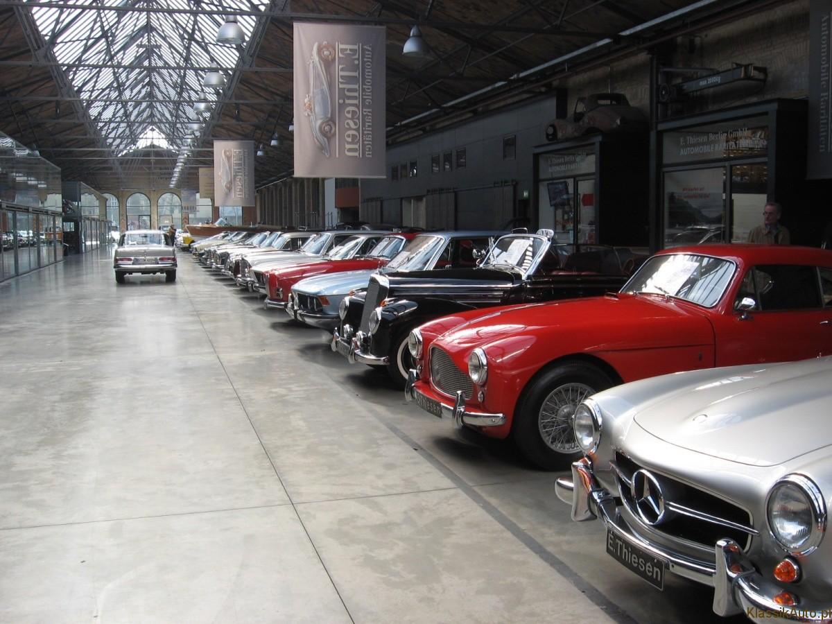 Wycena zabytkowych aut