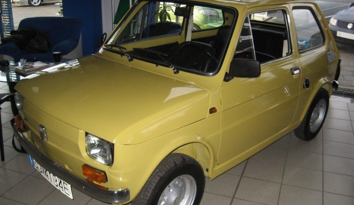 Fiat 126p. (1973-2000)