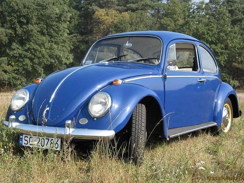 VW Garbus (1966r.)