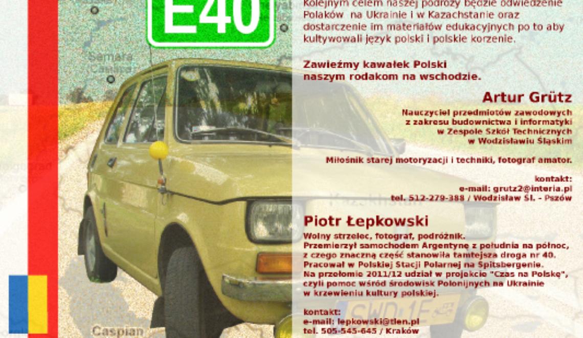 Patronat KlassikAuto.pl (2012r.)