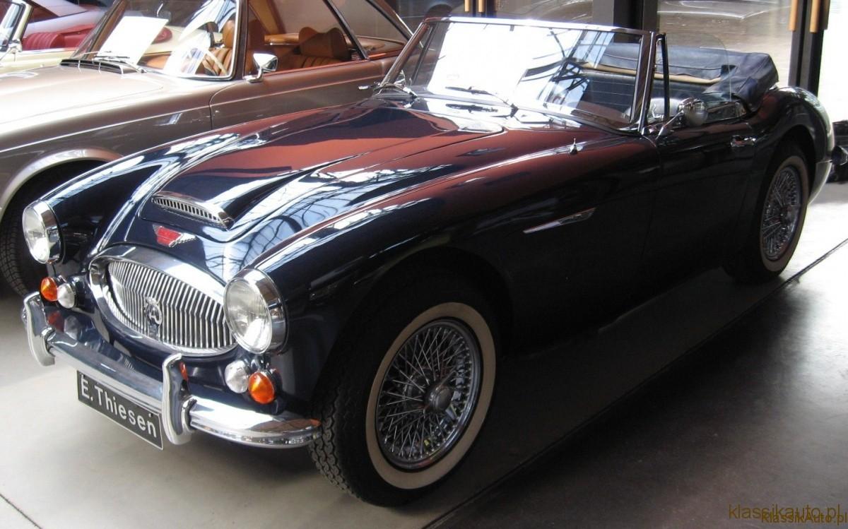 Austin-Healey 3000 Mk III (1959-68r.)