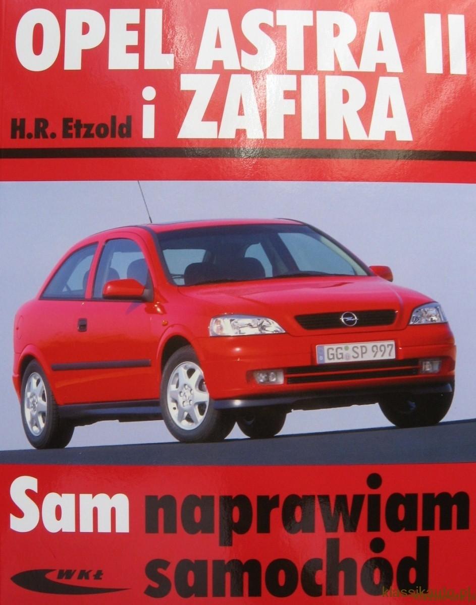 Opel Astra II i Zafira