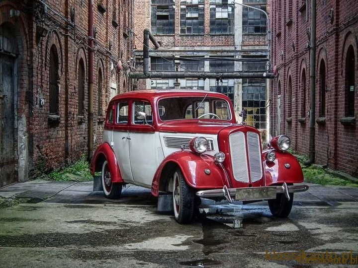 Oldtimer Opel Super Six (6)