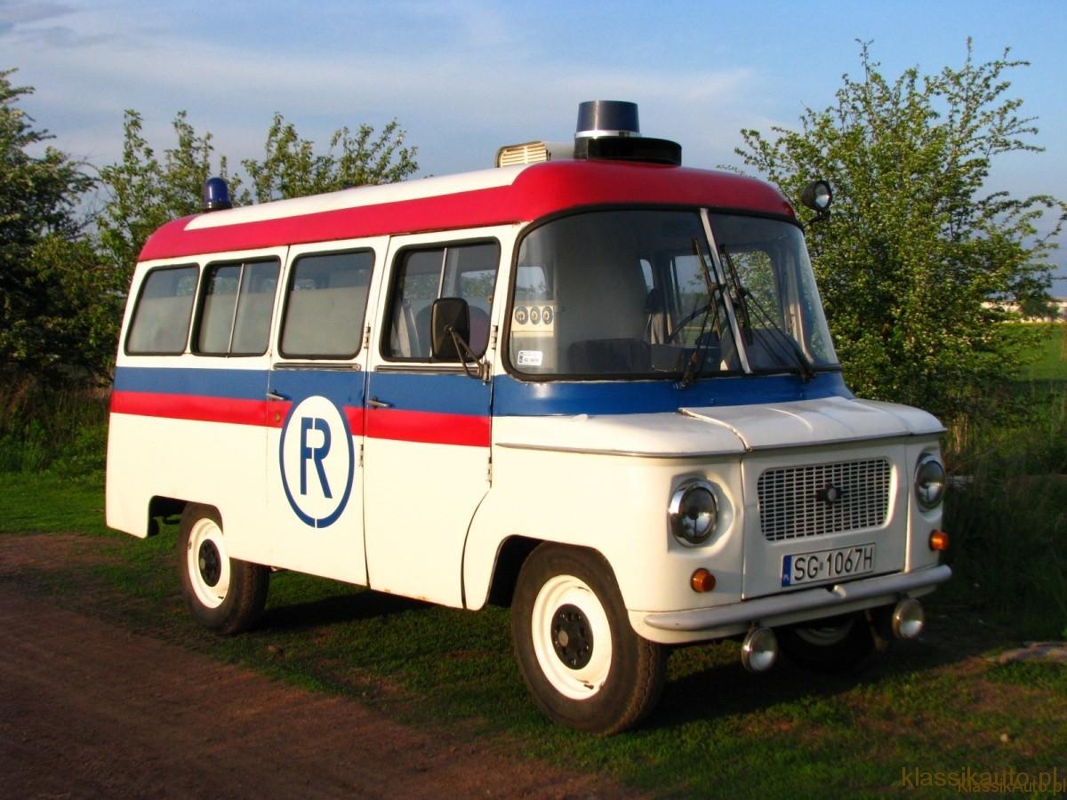 Nysa 522 S. Kultowe auto PRLu!