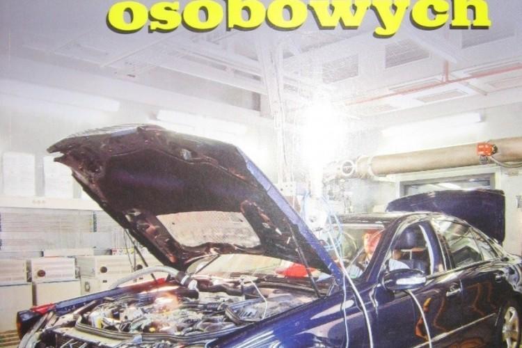 """""""Diagnostyka samochodów osobowych"""", K. Trzeciak, WKŁ, 2011r."""