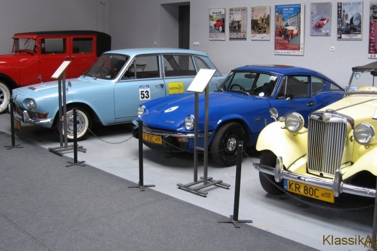 Muzeum Inżynierii Miejskiej, czyli garaż dla zabytkowych aut!
