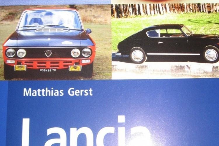 """""""Lancia, Typenkompass"""", M. Gerst, Motorbuch Verlag, 2007r."""