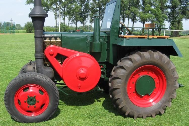 Zabytkowe traktory! Wyjątek w KlassikAuto.pl !