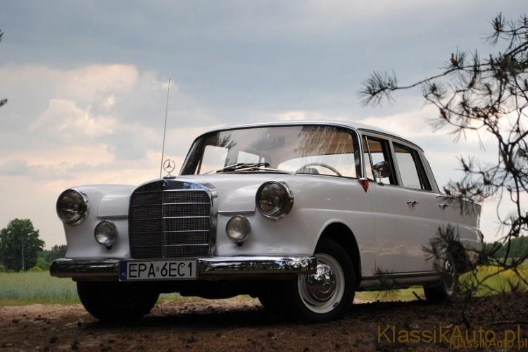 Mercedes Benz W110 (2)