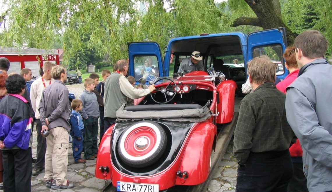 Remont silnika: Bantam!