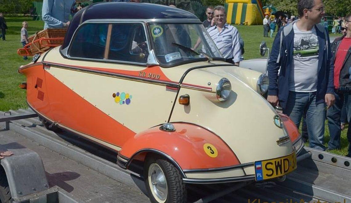 """Messerschmitt """"przyleciał"""" do Chudowa!"""