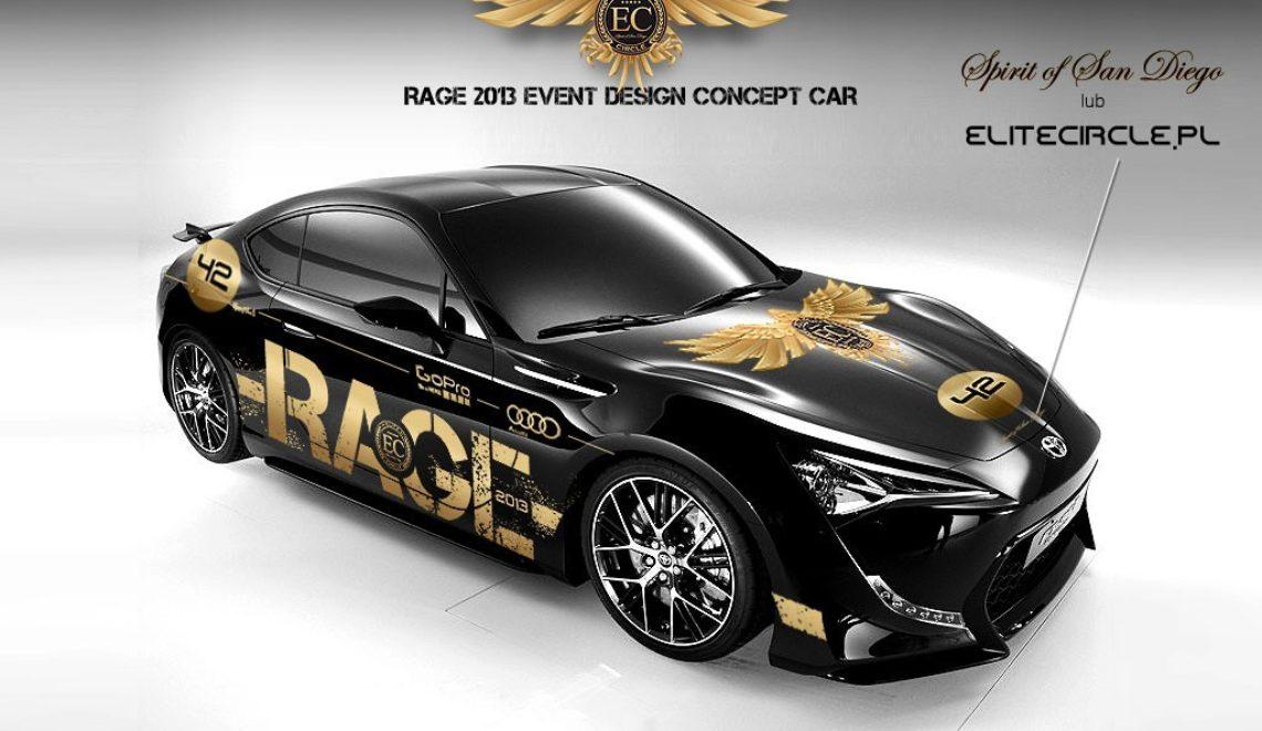 Nadjeżdża: Rage 2013!
