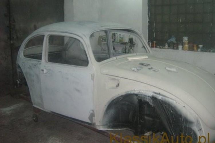 Renowacja legendy: VW Garbus!