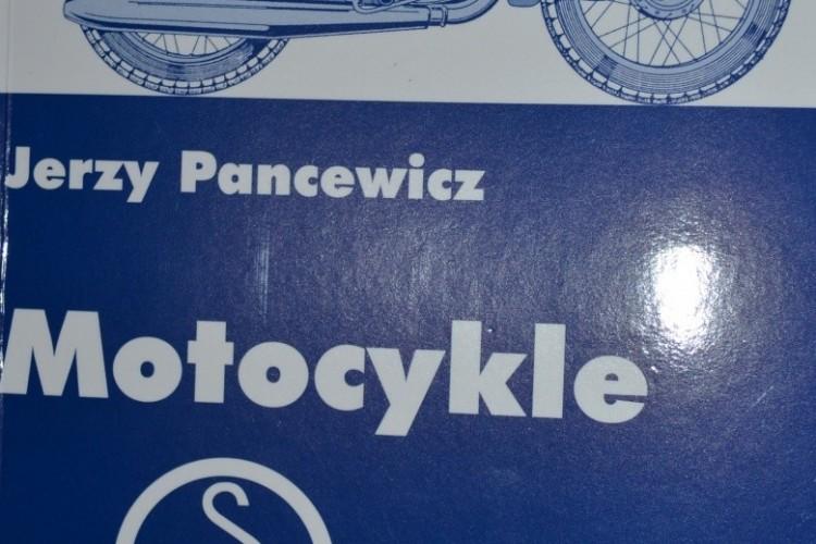 """""""Motocykle SHL"""", J. Pancewicz, WKŁ, 2007r."""