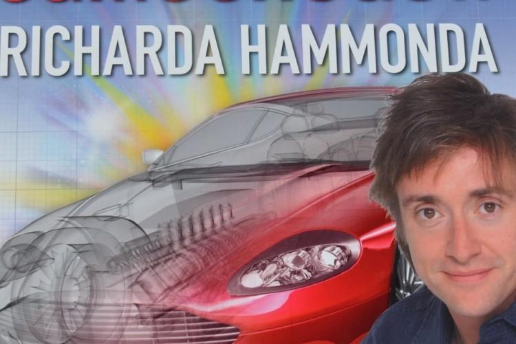 """""""Świat samochodów Richarda Hammonda"""", R. Hammond, Hachette, 2008r."""