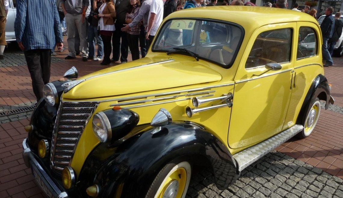 X Parada Pojazdów Zabytkowych w Bytomiu!