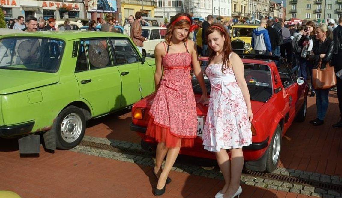 Stare auta i stare miasto Bytom!