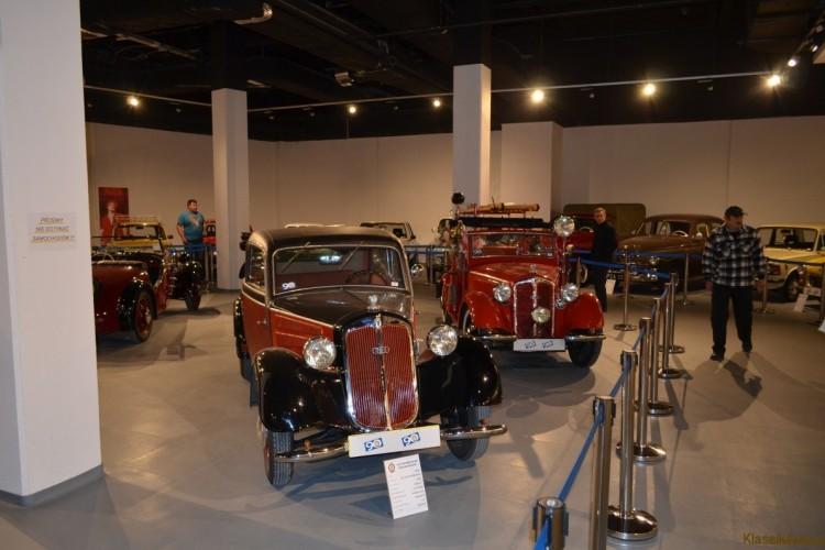 A Retro auta w Poznaniu (2)
