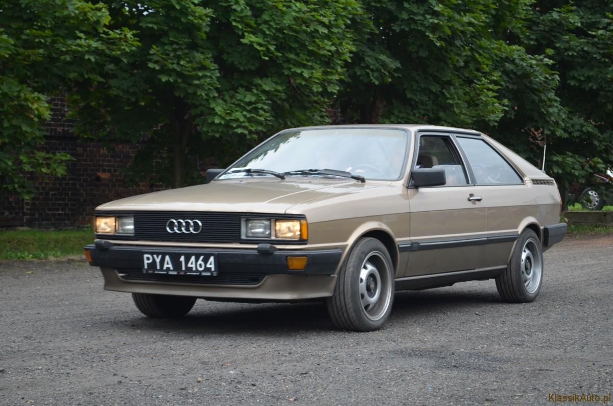 Audi Coupe typ B2