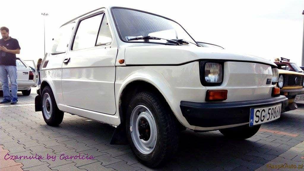 Fiat 126p Andrzej Jarema