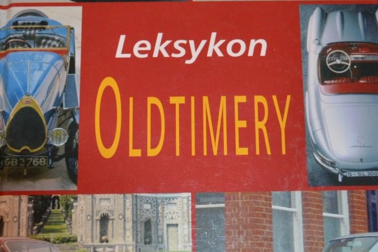"Leksykon ""Oldtimery"", R. Lintelmann, Olesiejuk, 2009r."