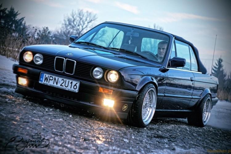 Youngtimer na piękną pogodę: BMW 325i Kabrio.