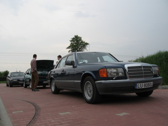 Mercede-Benz w126 (1)