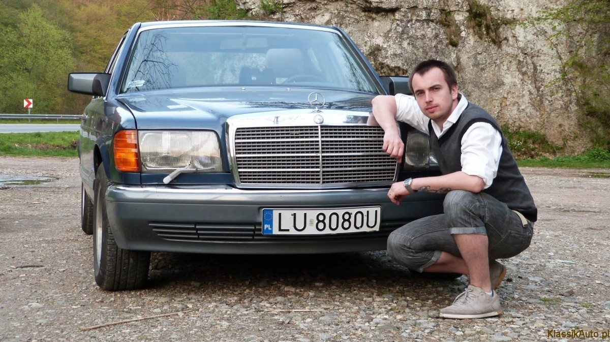 Mercede-Benz w126 (2)