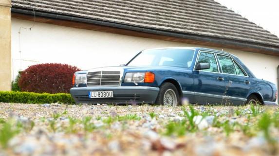Mercedes-Benz w 126 (2)