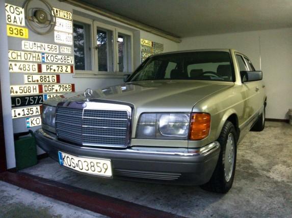Mercedes-Benz W126 (2)
