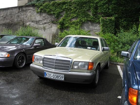 Mercedes-Benz W126 (7)