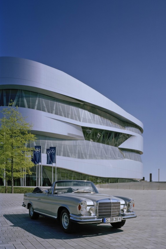 Muzeum Mercedes-Benz (6)