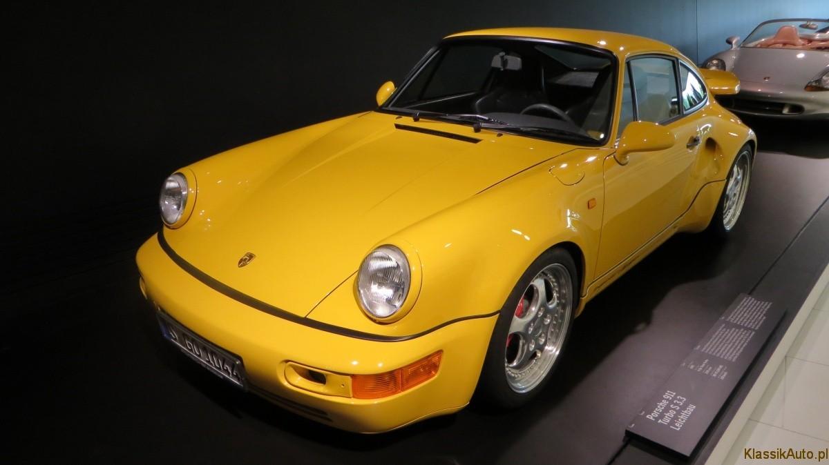 Na całe życie: Porsche.