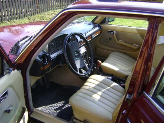 01. Mercedes-Benz W 123 240D KTT 5E