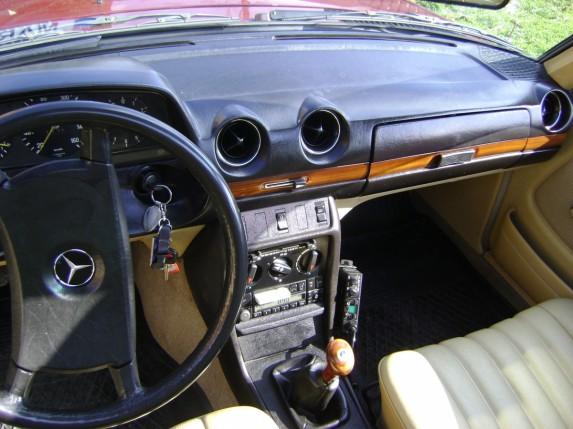 18. Mercedes-Benz W 123 240D KTT 5E