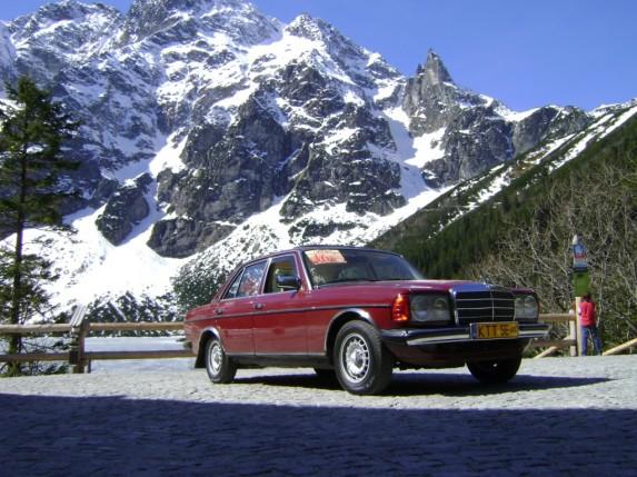 2010 Mercedes-Benz W 123 - Morskie Oko (7)