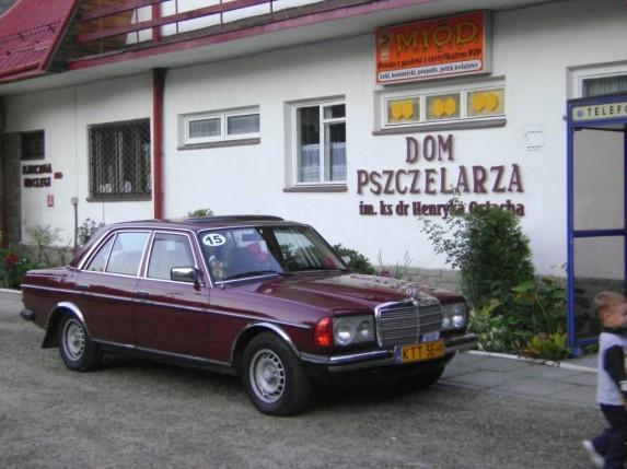 3 2010 Mercedes-Benz W 123 - Morskie Oko (4)