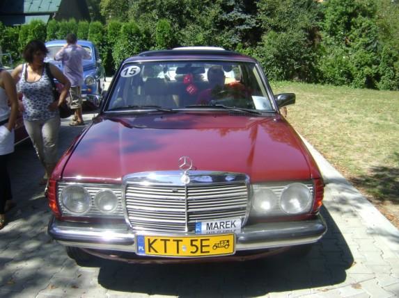 3 2010 Mercedes-Benz W 123 - Morskie Oko (6)