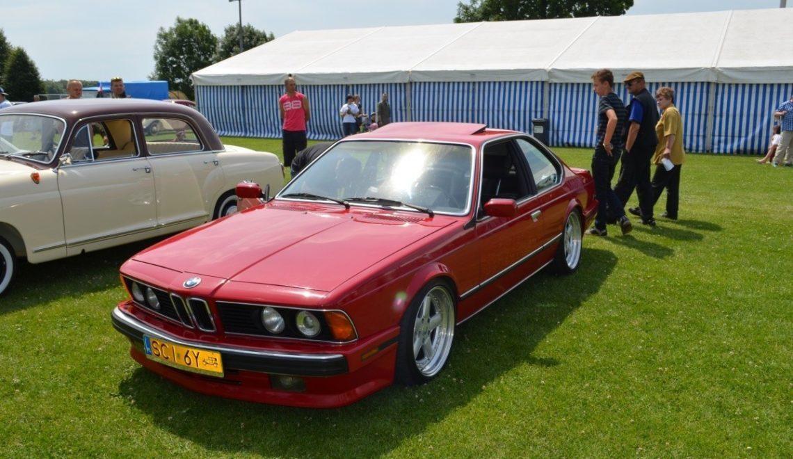 Nowość Czerwony rekin: BMW 6. - KlassikAuto.pl ON06