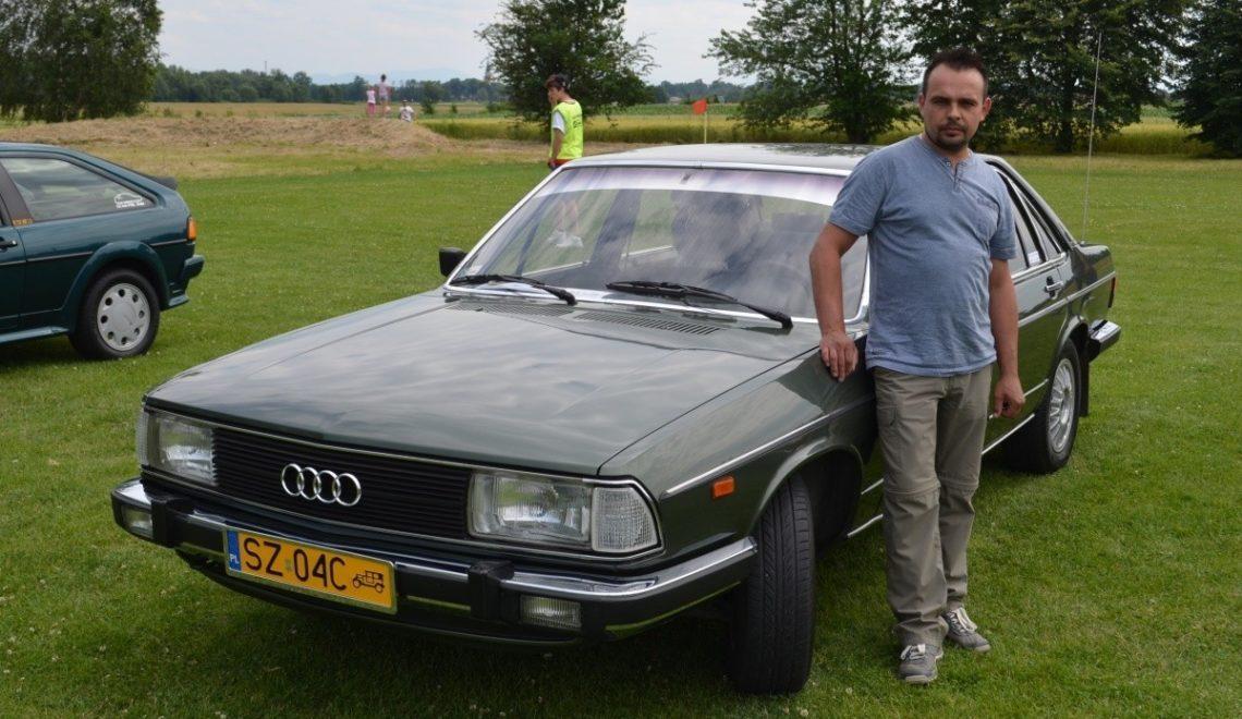 Przewaga dzięki technice: Audi 100.