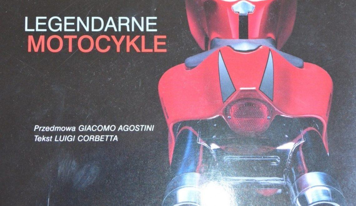 """""""Legendarne motocykle"""", L. Corbetta, Olesiejuk, 2014"""