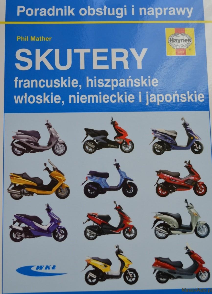 """Skutery"", P. Mather, WKŁ, 2011"