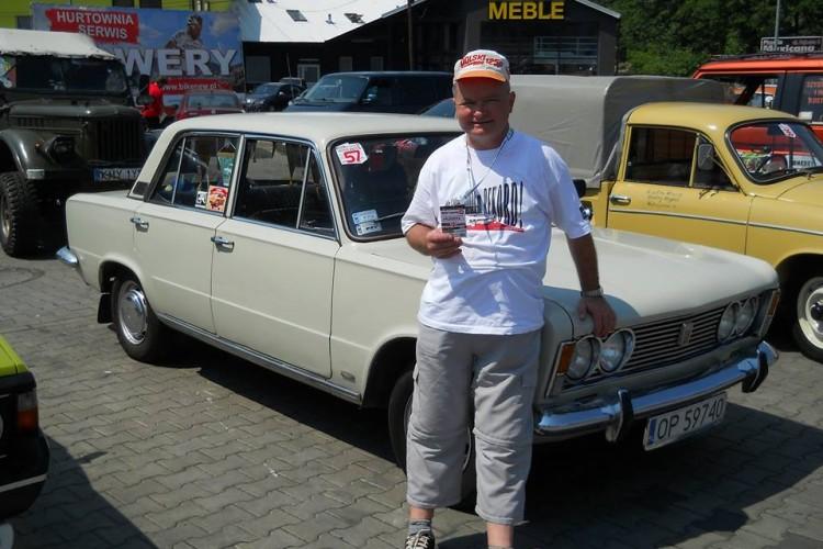 zlot starych aut w Wieliczce (14)