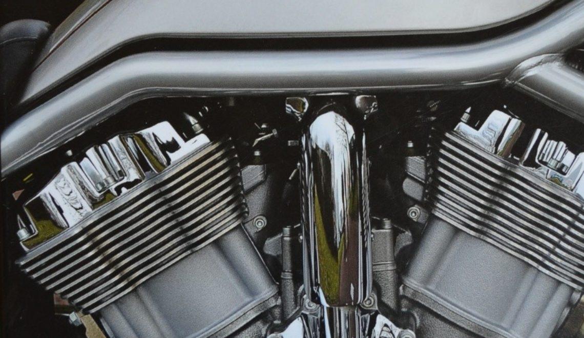 """Harley-Davidson"", P. Szymezak, Olesiejuk, 2014"