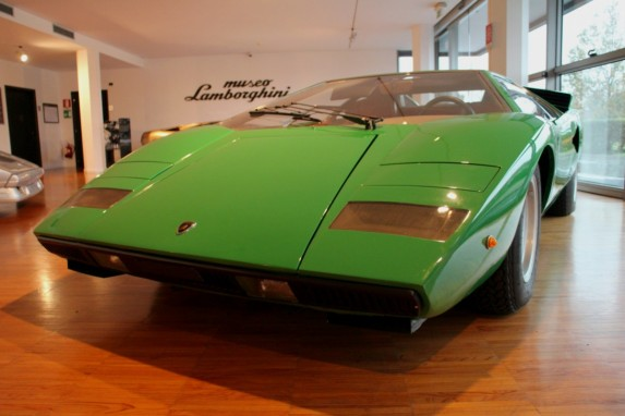 Lamborghini Countach foto Małgorzata Czaja