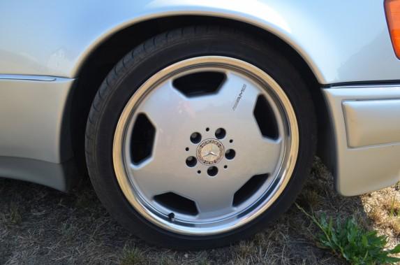 Mercedes w124 500E (10)