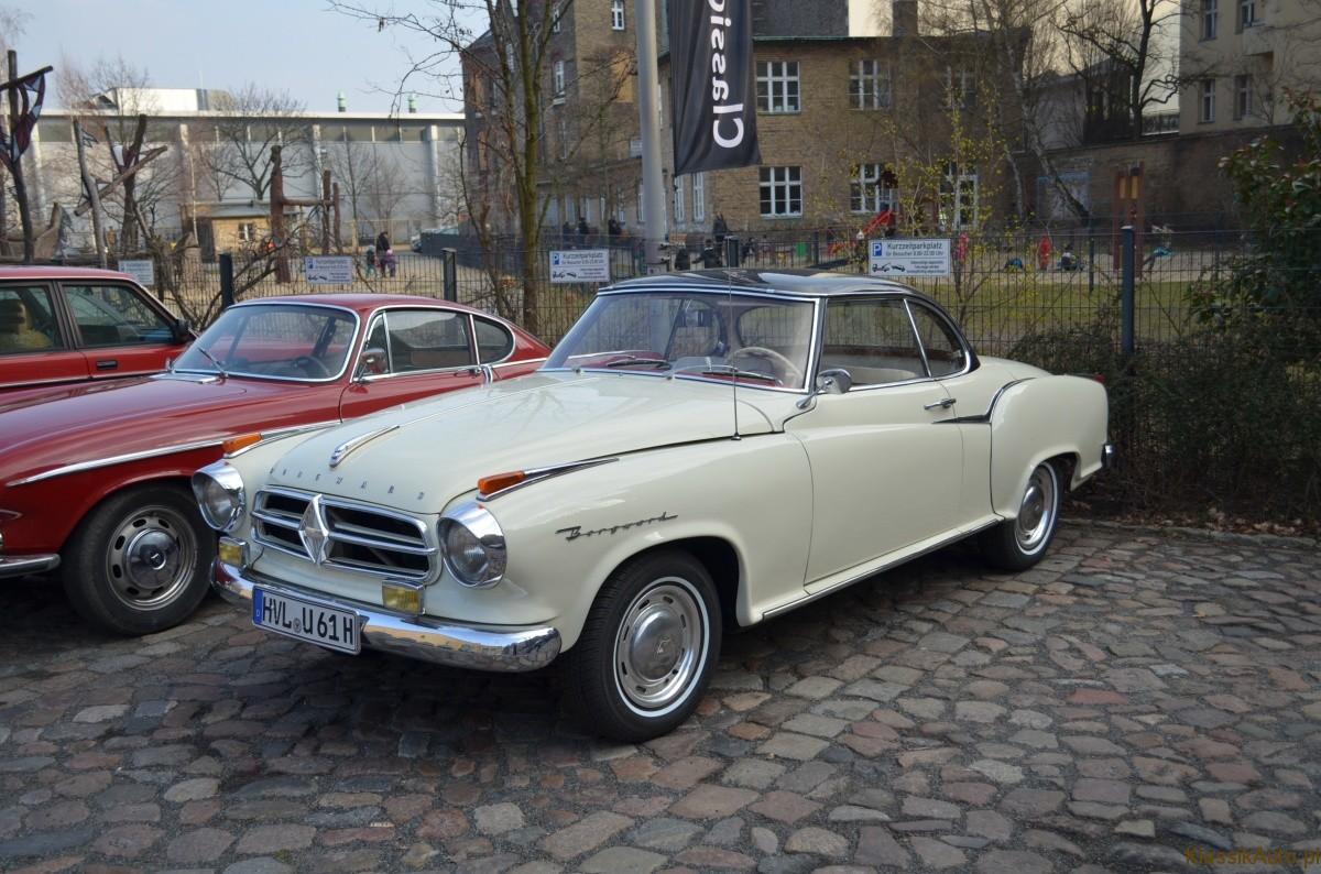 Piękne coupe z lat: 1960-79.