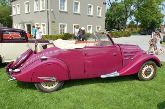 Peugeot 302 Cabriolet