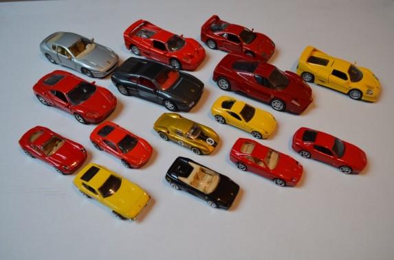 Ferrari różne modele (3)